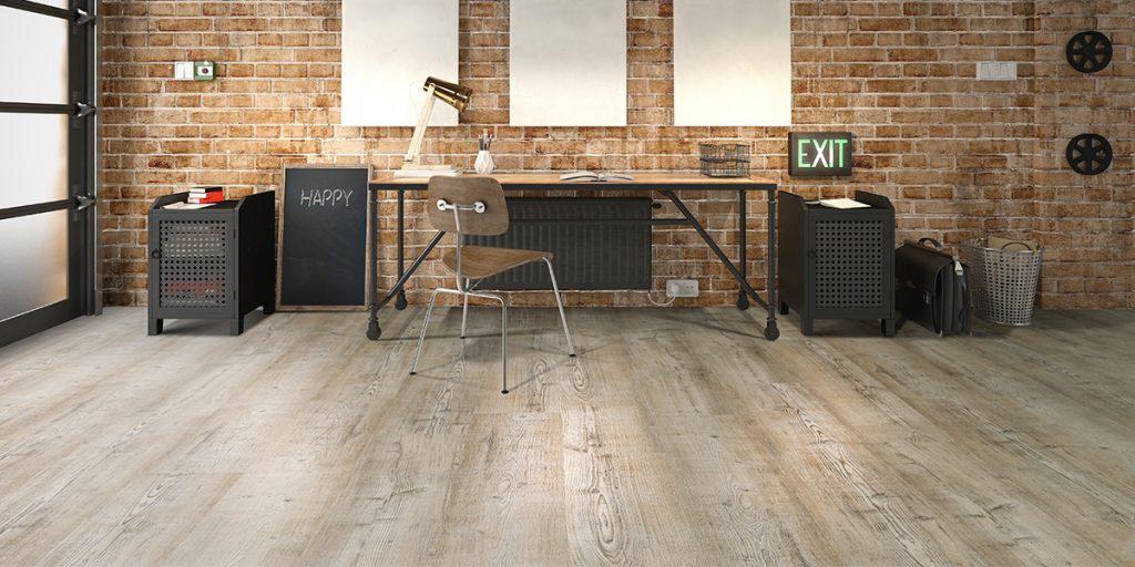 Twelve Oaks Luxury Vinyl Plank Endure Driftwood